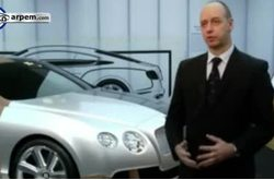 Video Bentley Spot Promoción