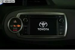 Toyota Yaris Touch and Go