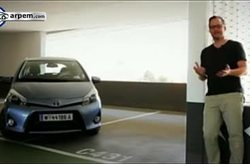Video Toyota Yaris Hybrid Richard Haderer