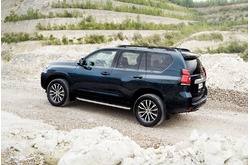 Fotos coches Toyota  Toyota  Land Cruiser 5p 180D VX