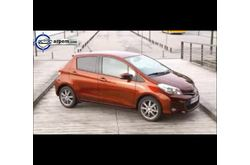 Toyota Yaris Sistema Touch and Go