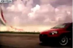 Video Abarth Grande Punto Tricolor