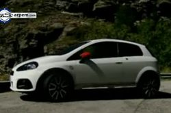 Video Abarth Grande Punto Estático