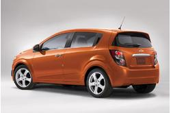 Fotos coches Chevrolet Aveo