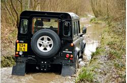 Fotos coches Land Rover Defender