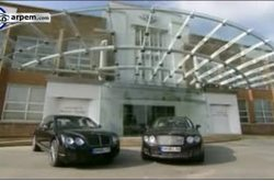 Bentley Continental Flying Spur Carretera