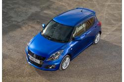 Suzuki Swift Sport 2014