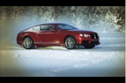 Bentley Continental GT V8 Kankkunen