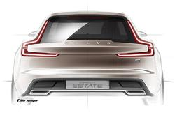 Fotos de coches Volvo Concept Estate (prototipo)