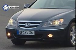 Video Honda Legend