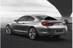 Fotos de coches BMW Concept 6 Series Coupé