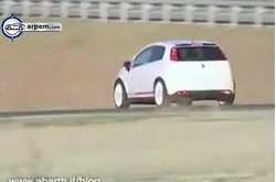 Video Abarth Grande Punto Esseesse