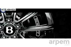 Bentley Continental Supersports 2009 Publicidad
