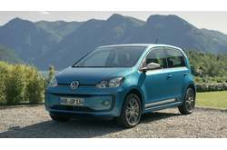 Volkswagen up! 5p 2016 Exterior