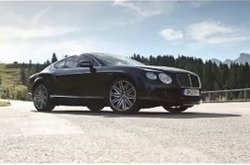 Bentley Continental GT Speed Exterior