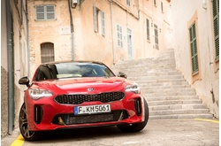 Fotos de coches Kia Stinger