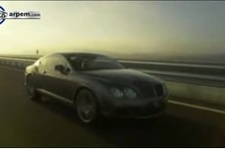 Bentley Continental GT Speed 2009 Carretera