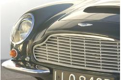 Fotos de coches Aston Martin DB6