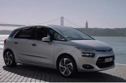 Video Citroën C4 Picasso Exterior