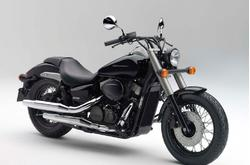 Honda VT Shadow 750 Black Spirit