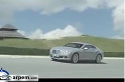 Bentley Continental GT 2010 Conducción