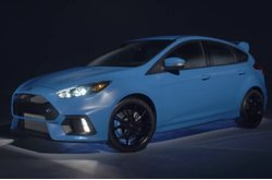Vídeo Ford Focus RS 2016 Exterior