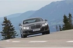 Bentley Continental GT Speed Dinámico