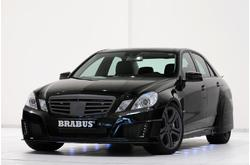 BRABUS E V12 one of ten Berlina 2012