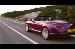 Bentley Continental GT Speed Cabriolet Trailer