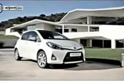 Video Toyota Yaris Hybrid Lanzamiento