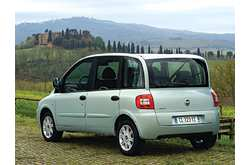 Fotos coches Fiat  Fiat  Multipla 1.6 Dynamic