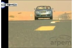 Video Bentley Continental GTC 2009 Carretera
