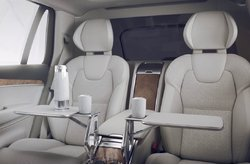 Vídeo Volvo XC90 Excellence 2015 Interior