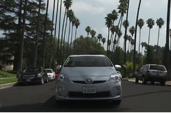Video Toyota Prius Hybrid Test Drive