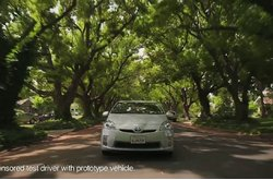 Video Coche Toyota Prius Hybrid test