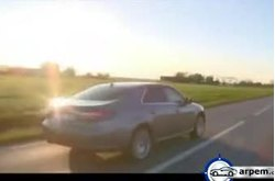 Video Saab 9-5 Lanzamiento