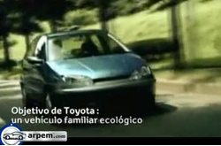 Toyota Prius Hybrid Documental