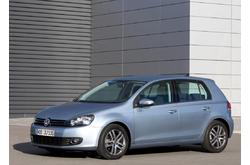 Fotos de coches Volkswagen Golf blue-e-motion prototipo