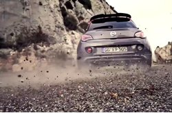 Opel ADAM S Trailer
