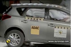 Toyota Auris Crash Test