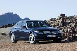 Mercedes-Benz Clase C Berlina 2011