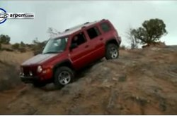 Video Jeep Patriot Conducción Roca