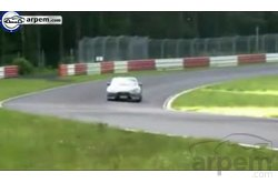 Exagon Furtive EGT Test Nurburgring