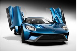Fotos coches Ford GT