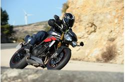 Fotos motos Triumph Speed Triple R versión 2016