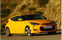 Fotos coches Hyundai  Veloster 1.6 GDi 140 CV Sport DCT