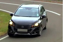 Video Suzuki S-Cross Carretera