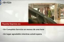 Video Toyota Express Soluciones