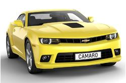 Fotos de coches Chevrolet Camaro