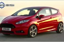 Ford Fiesta ST Diseñadores